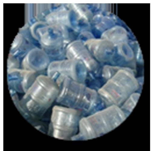 PC water bottles recycling in Birmingham