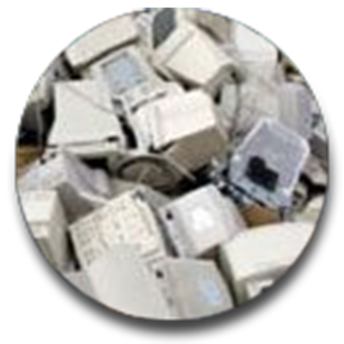 Electronics plastic waste recycling in Birmingham